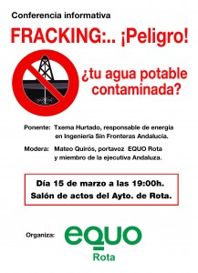 Cartel Fracking ROTA